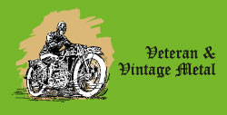 Veteran & Vintage Metal